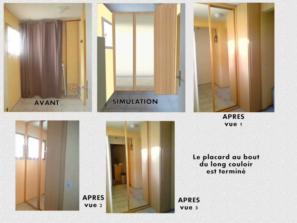 projets de placard et decoration longs couloirs étroits  - Page 2 Placar10