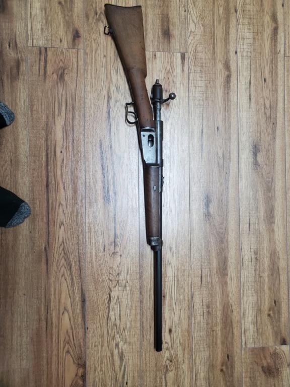 Winchester model 1901 a levier en 10 5/8 16107610