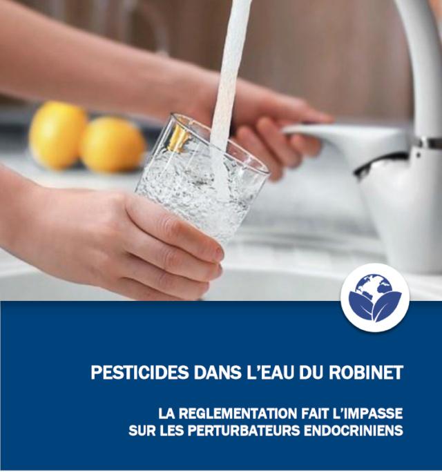 Carte interactive de la qualité de l'eau Découvrez la qualité de l'eau du robinet de votre commune  Captu157