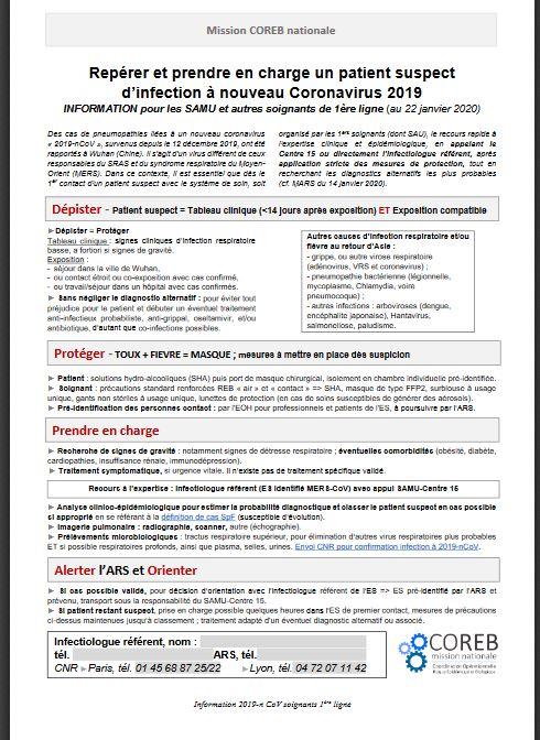 Épidémie de Coronavirus 2019-nCoV (Chine) - Page 3 Coreb110