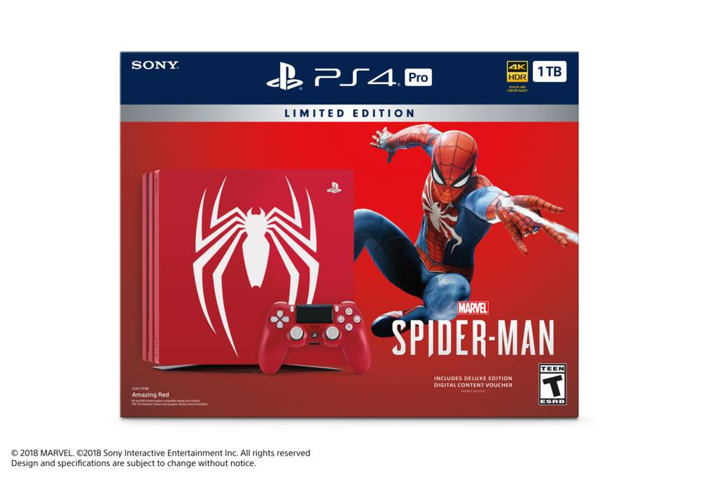PS4 Edition Spider Man 37622410