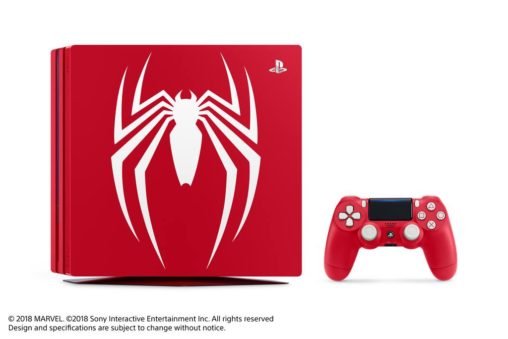 PS4 Edition Spider Man 37635810