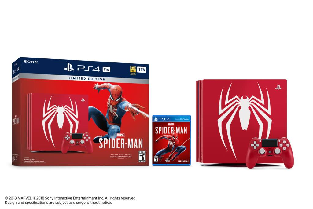 PS4 Edition Spider Man 37641110