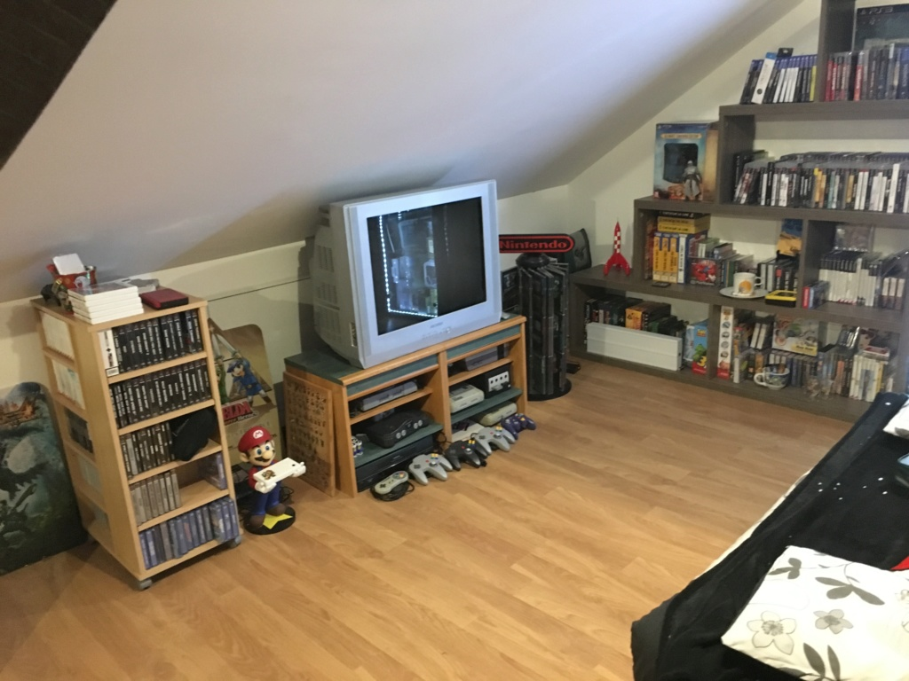 (MAJ de fin d'année) Collection d'Alex - présentation gameroom Img_5214