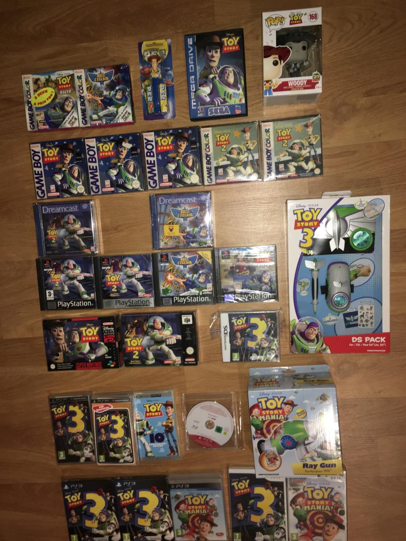 (MAJ de fin d'année) Collection d'Alex - présentation gameroom Img_5313