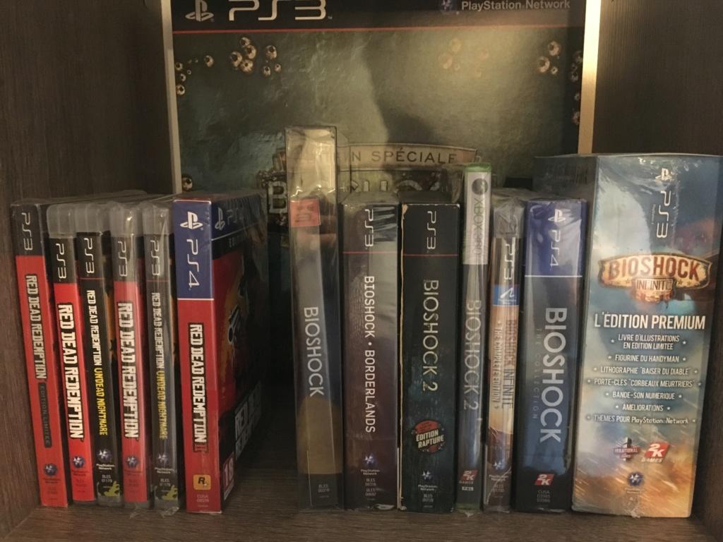 (MAJ de fin d'année) Collection d'Alex - présentation gameroom Img_5315