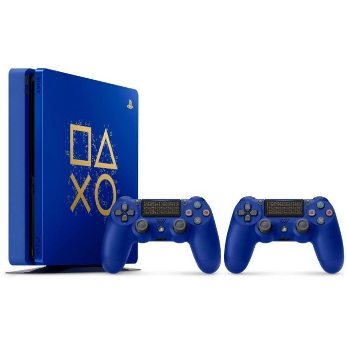 PS4 Edition Days of Play Ps4-5010
