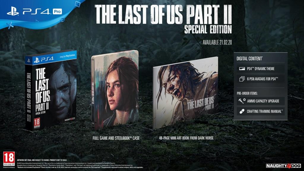 The Last os Us Part II The-la12