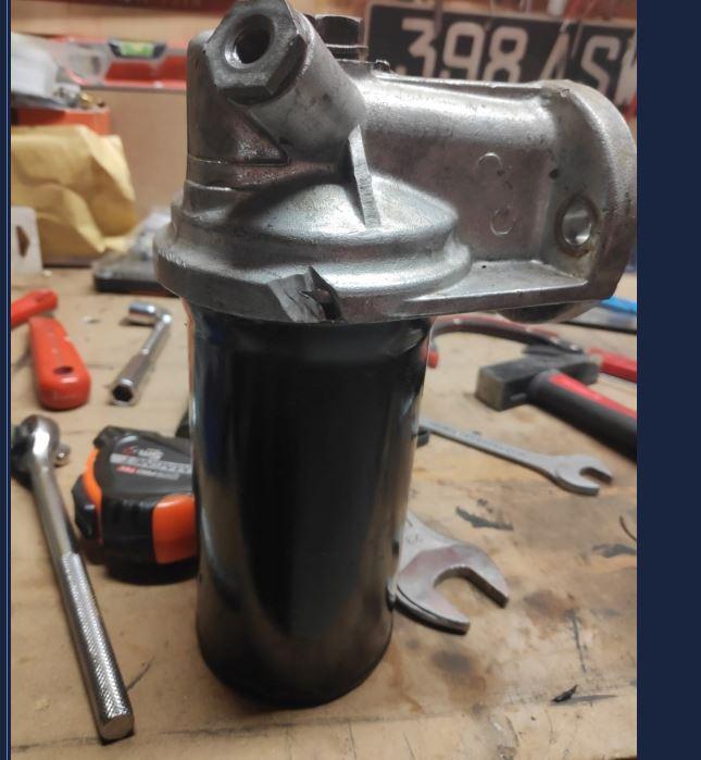 filtre à huile Filtre10