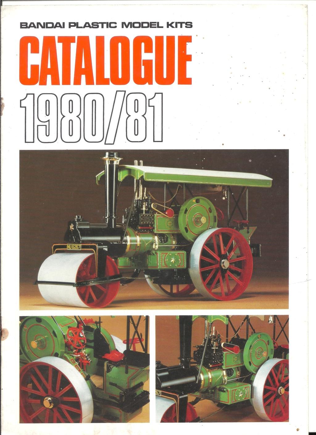 BANDAI - [BANDAI 1980] Catalogue 1980 Banda102