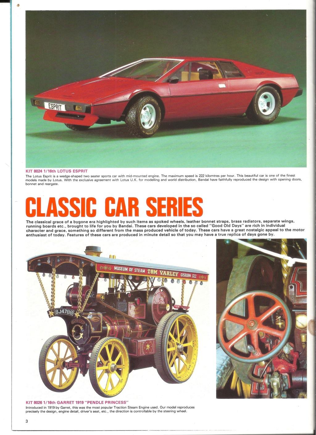 BANDAI - [BANDAI 1980] Catalogue 1980 Banda106
