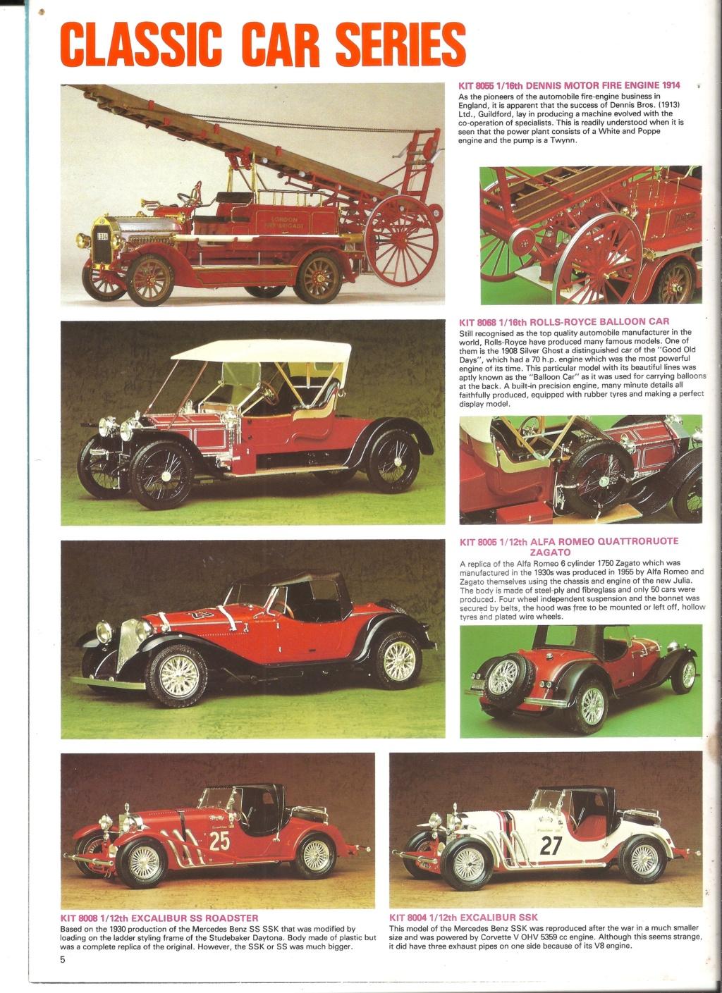 BANDAI - [BANDAI 1980] Catalogue 1980 Banda107