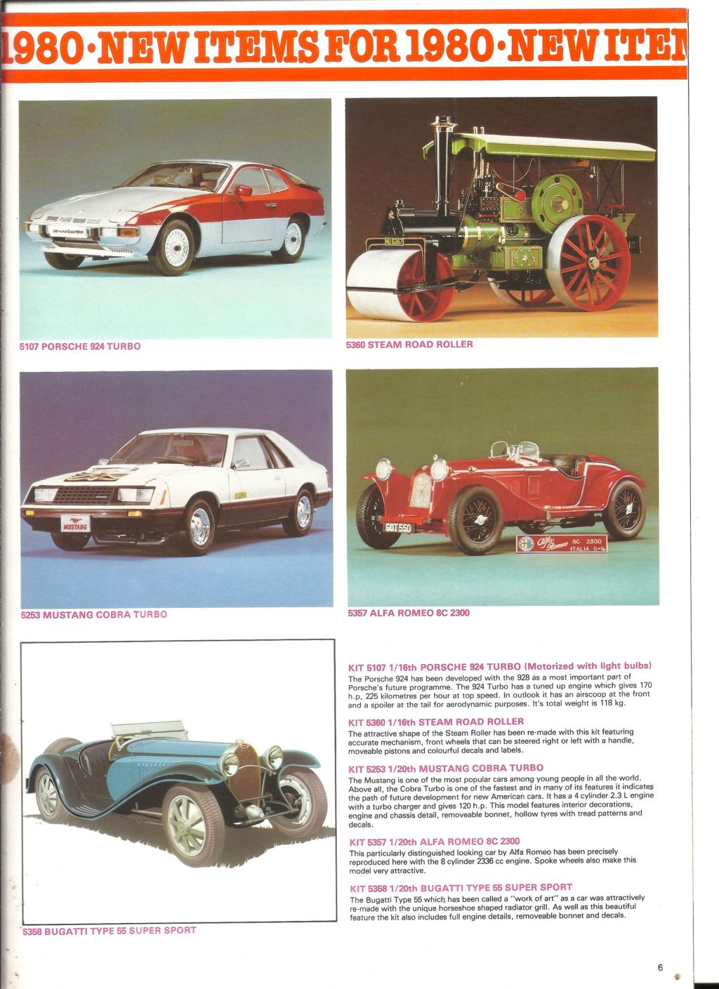 BANDAI - [BANDAI 1980] Catalogue 1980 Banda108