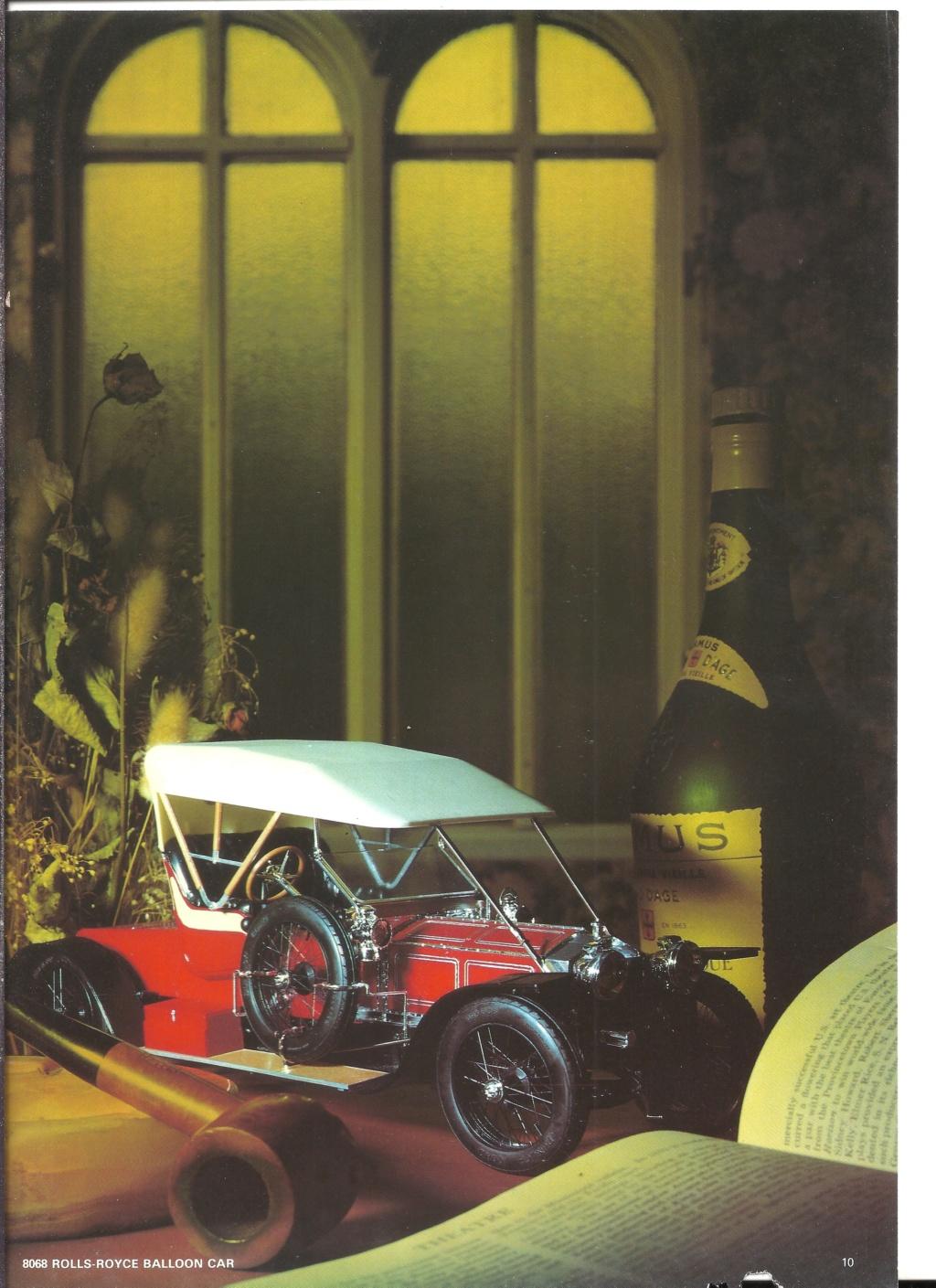 BANDAI - [BANDAI 1980] Catalogue 1980 Banda112