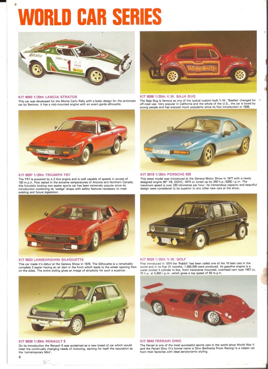 BANDAI - [BANDAI 1980] Catalogue 1980 Banda113