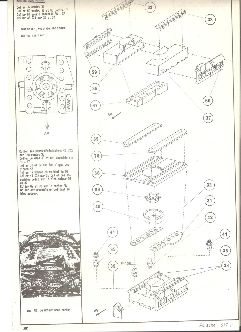 PORSCHE 917 K 1/24ème Réf L 742 Helle876