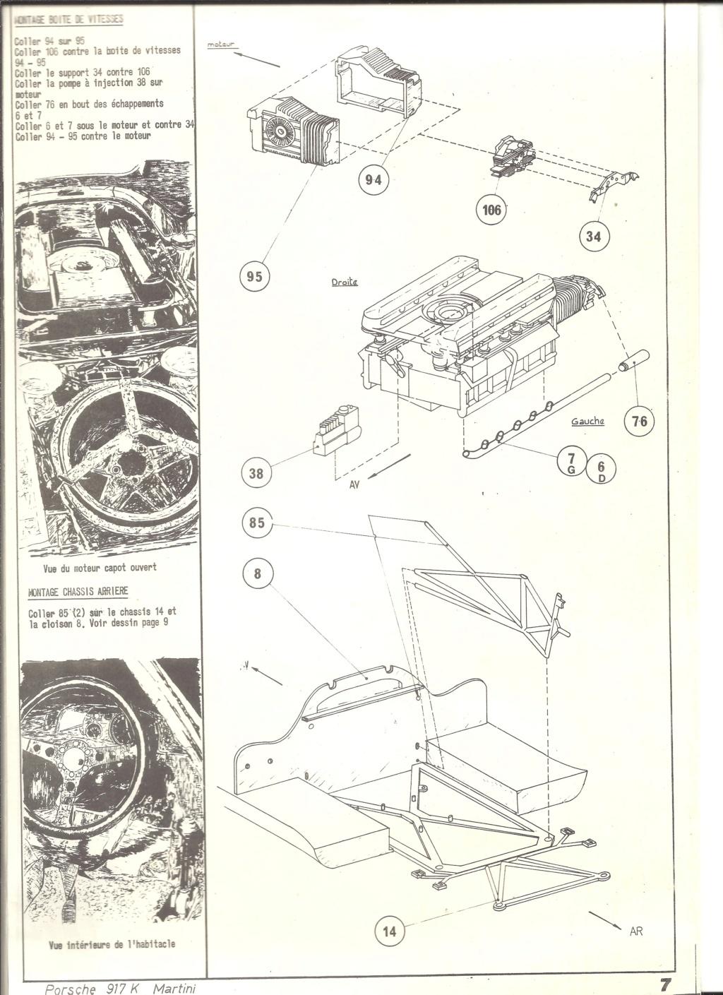 PORSCHE 917 K 1/24ème Réf L 742 Helle877