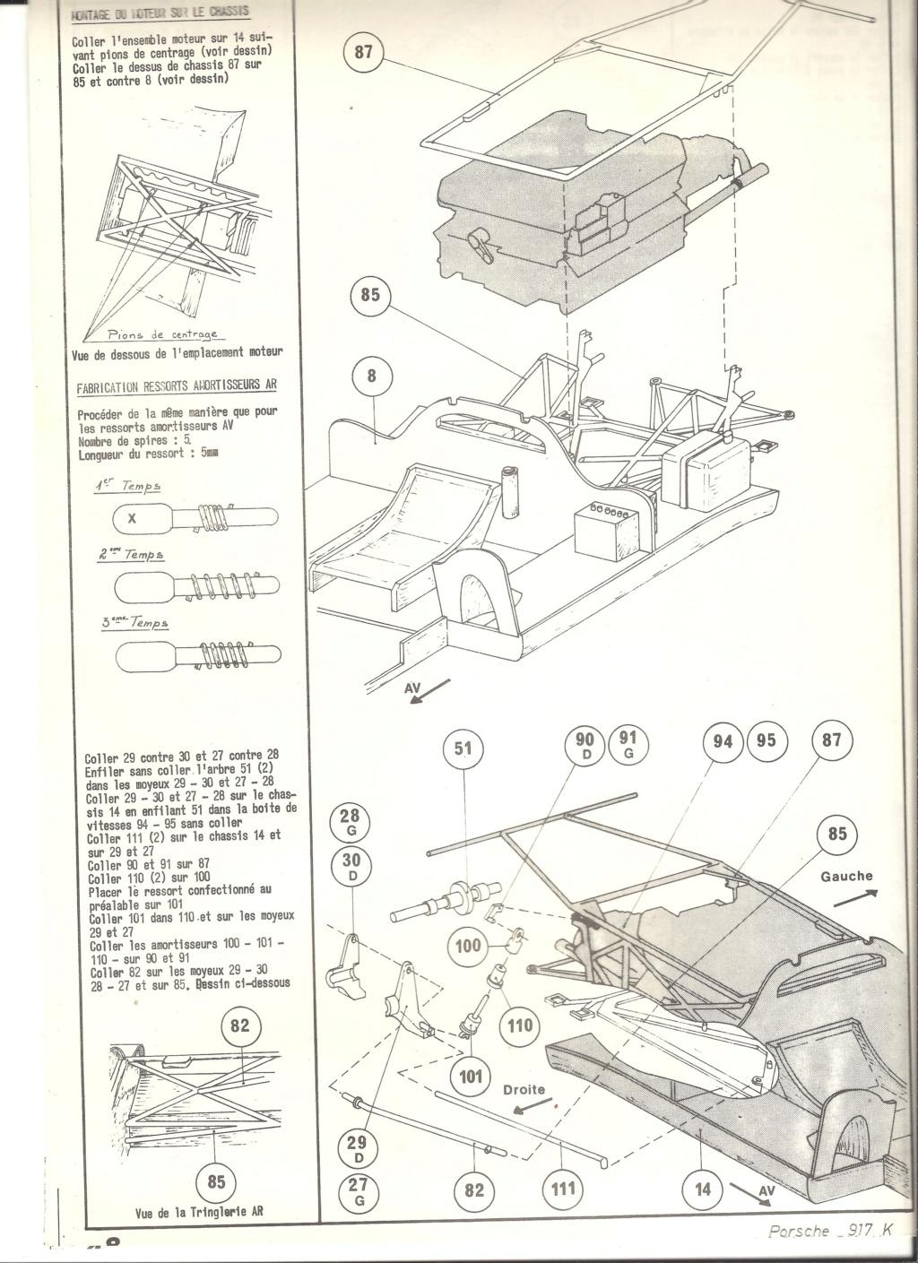 PORSCHE 917 K 1/24ème Réf L 742 Helle881
