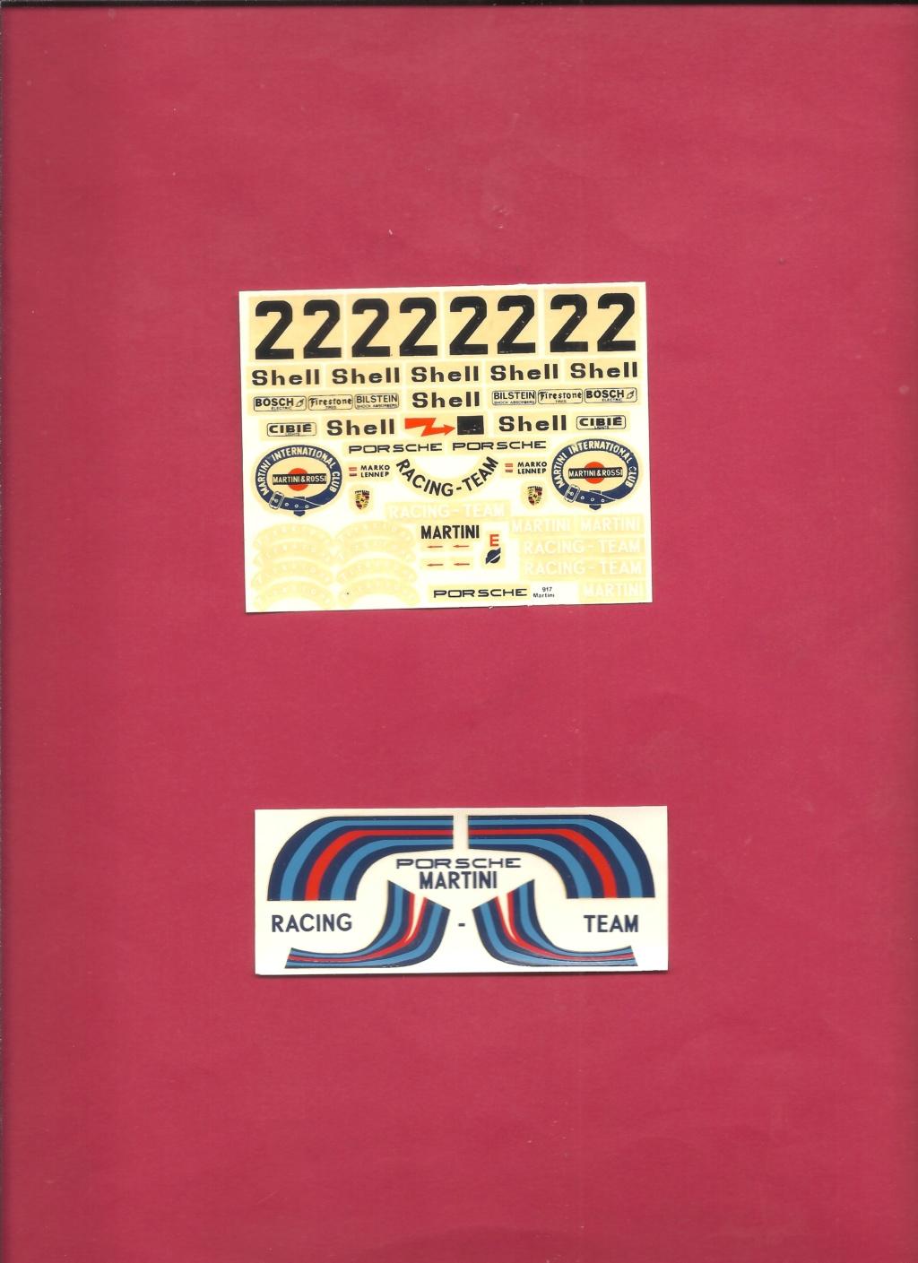 PORSCHE 917 K 1/24ème Réf L 742 Helle897