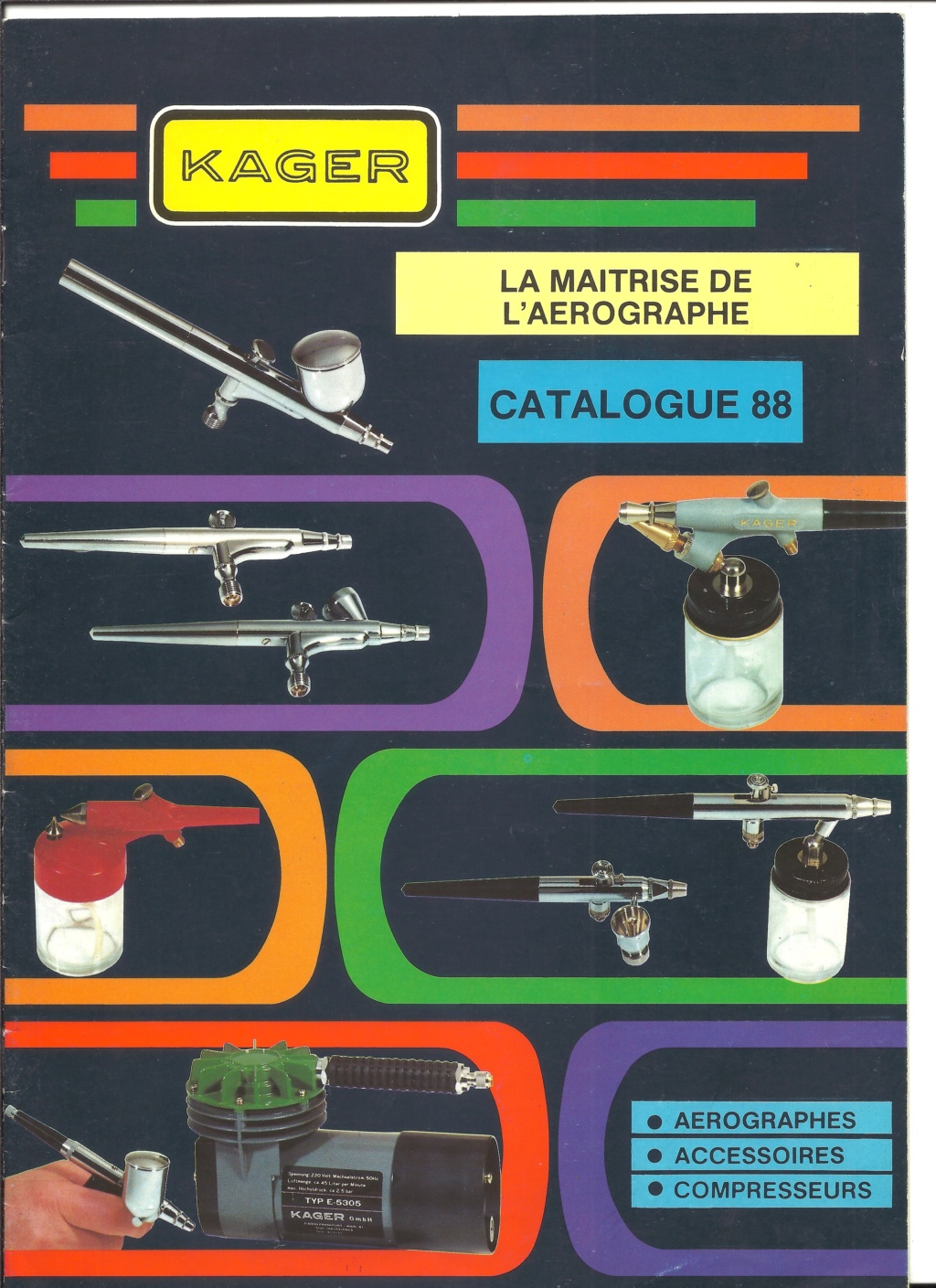 [KAGER 1988] Catalogue 1988  Kager_21