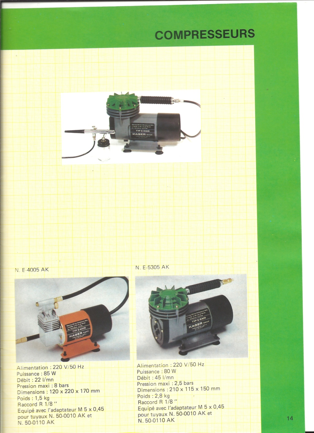 [KAGER 1988] Catalogue 1988  Kager_34