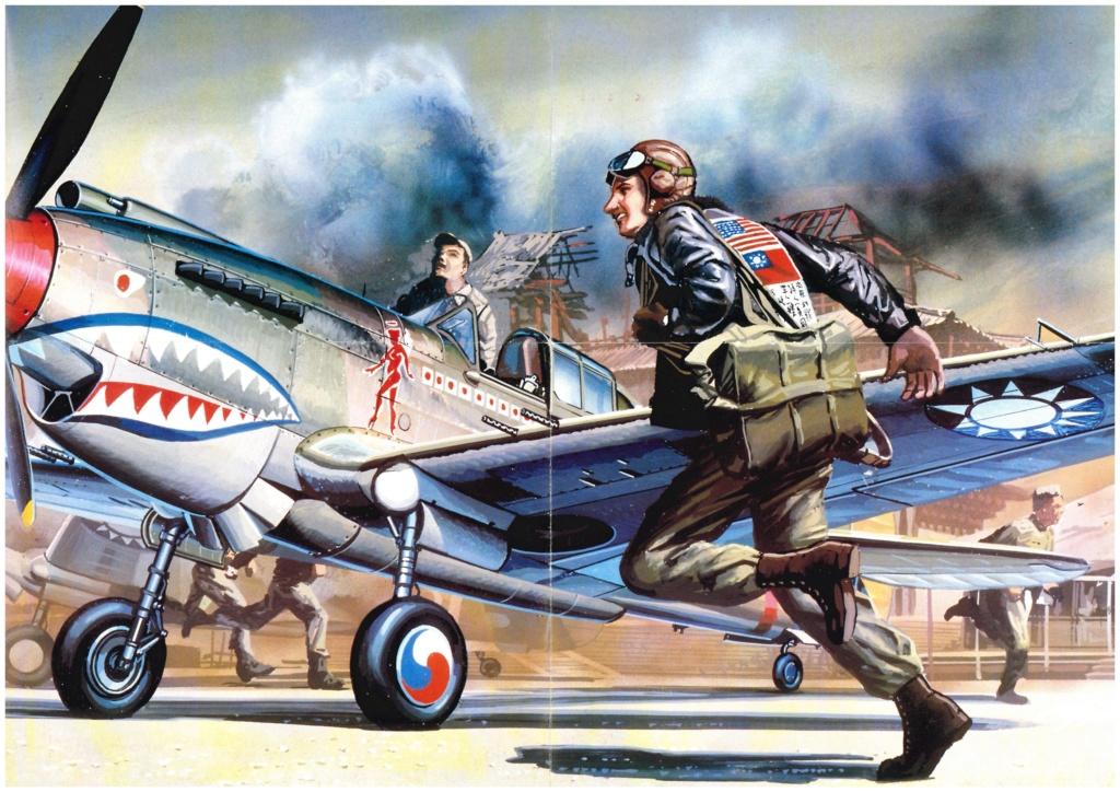[Academy] - Curtiss P-40 Tomahawk Mk IIb Mma_po10