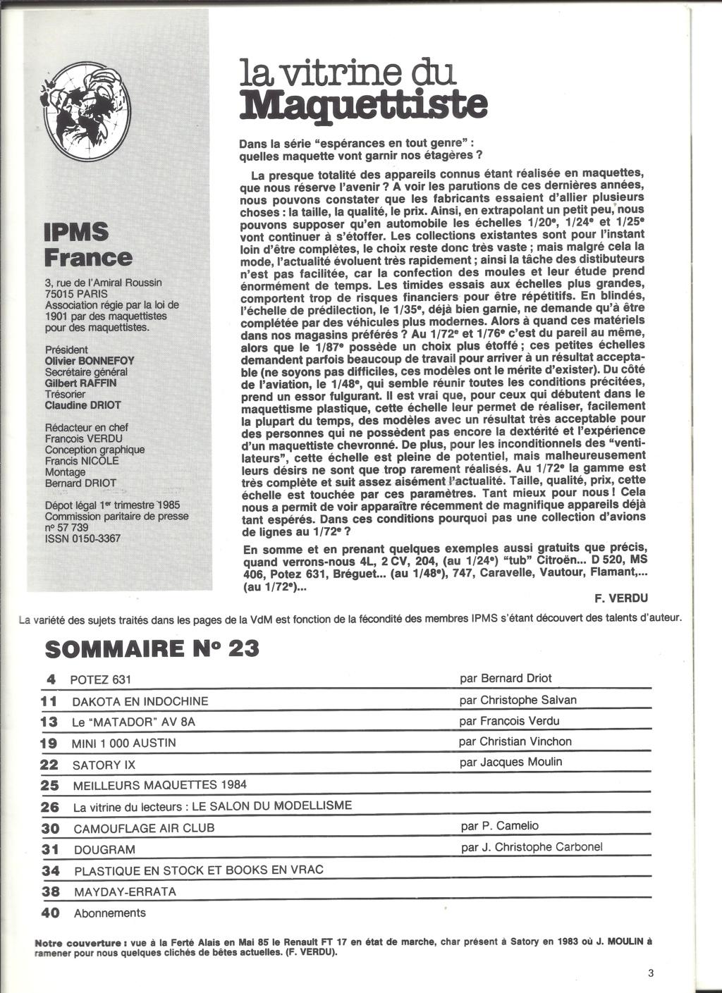 les achats de Jacques - Page 33 Revue155