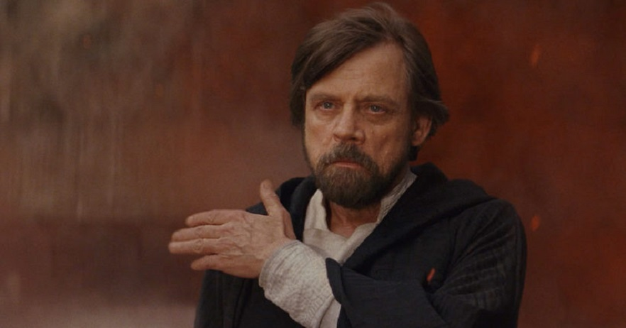 Hot Toys - MMS 507 - The Last Jedi - Luke Skywalker (Crait) Luke-s10
