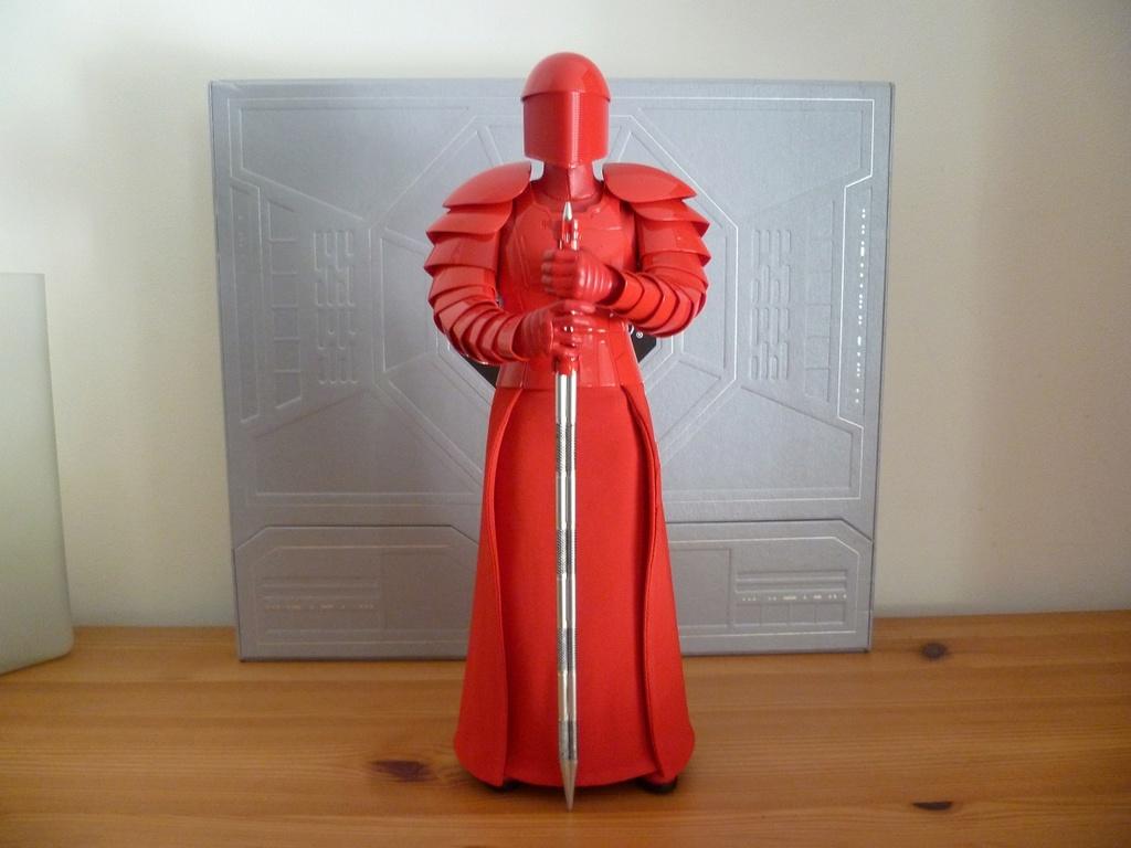 MMS453: Star Wars - The last Jedi - Praetorian guard  P1040413