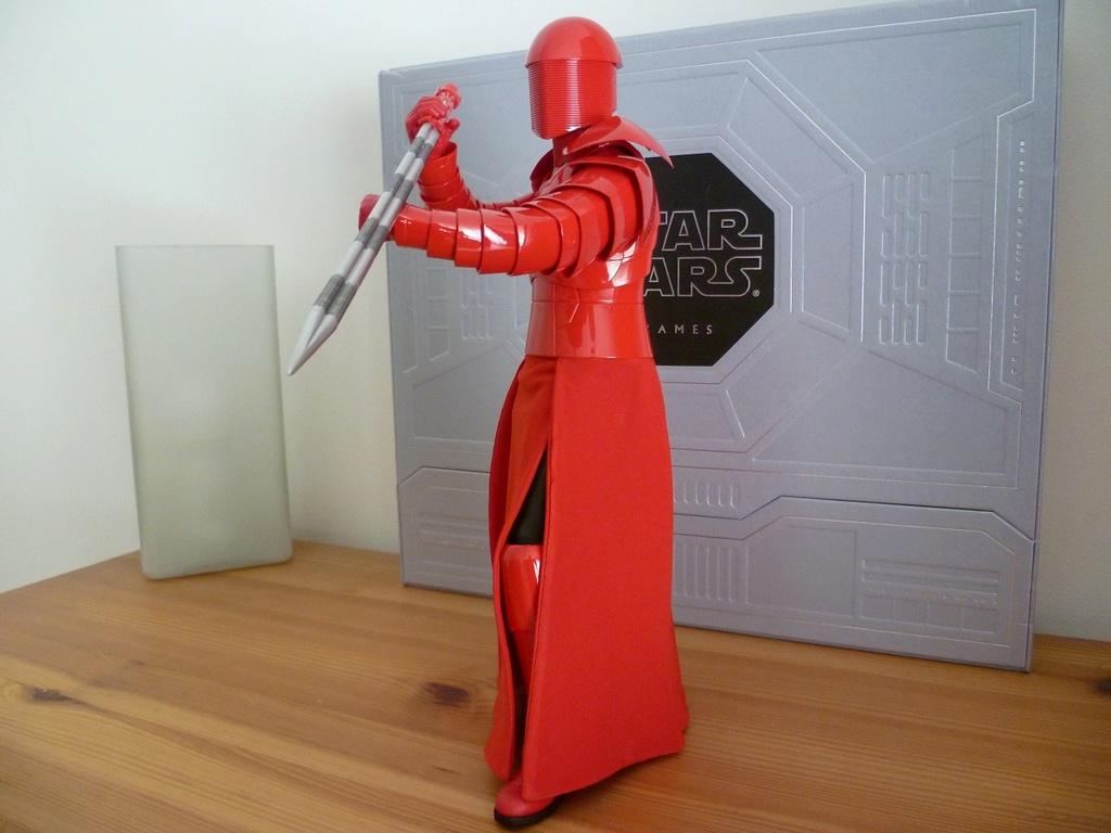 MMS453: Star Wars - The last Jedi - Praetorian guard  P1040510