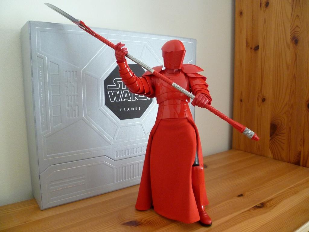 MMS453: Star Wars - The last Jedi - Praetorian guard  P1040511