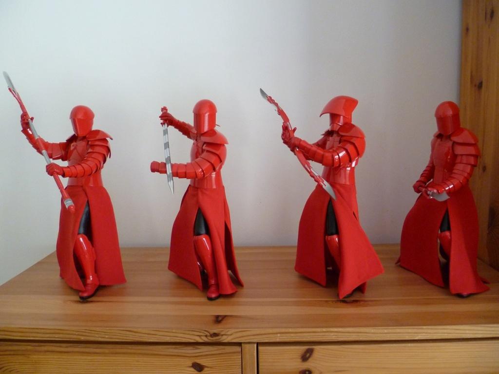 MMS453: Star Wars - The last Jedi - Praetorian guard  P1040514