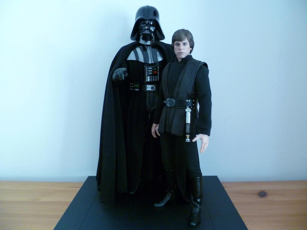 MMS429: Star wars - RETURN OF THE JEDI : Luke Skywalker - Page 2 P1040611