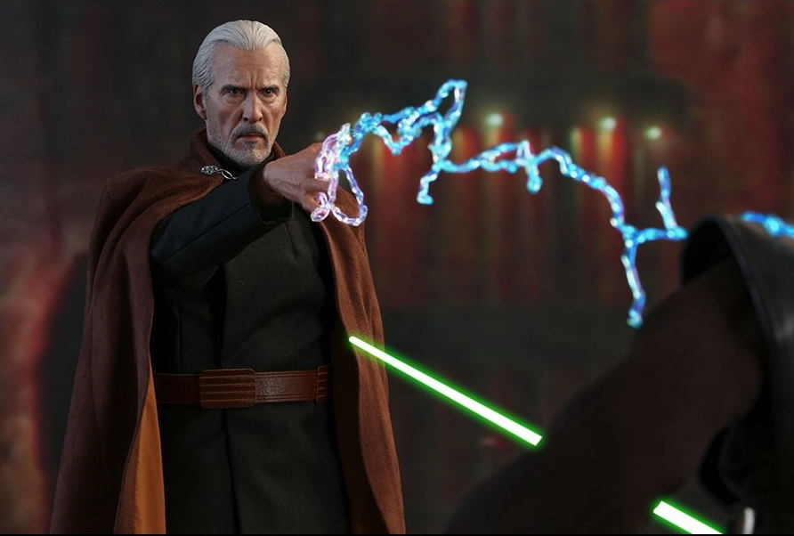 MMS???: STAR WARS Ep 2 - ATTACK OF THE CLONES - COUNT DOOKU Pd152910