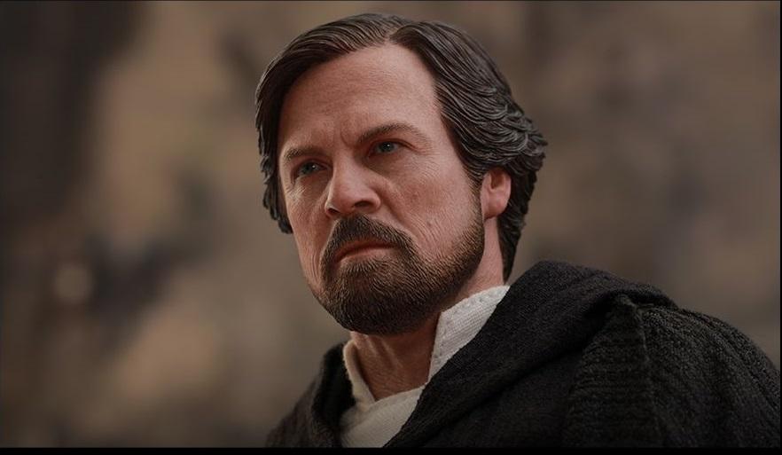Hot Toys - MMS 507 - The Last Jedi - Luke Skywalker (Crait) Pd153814