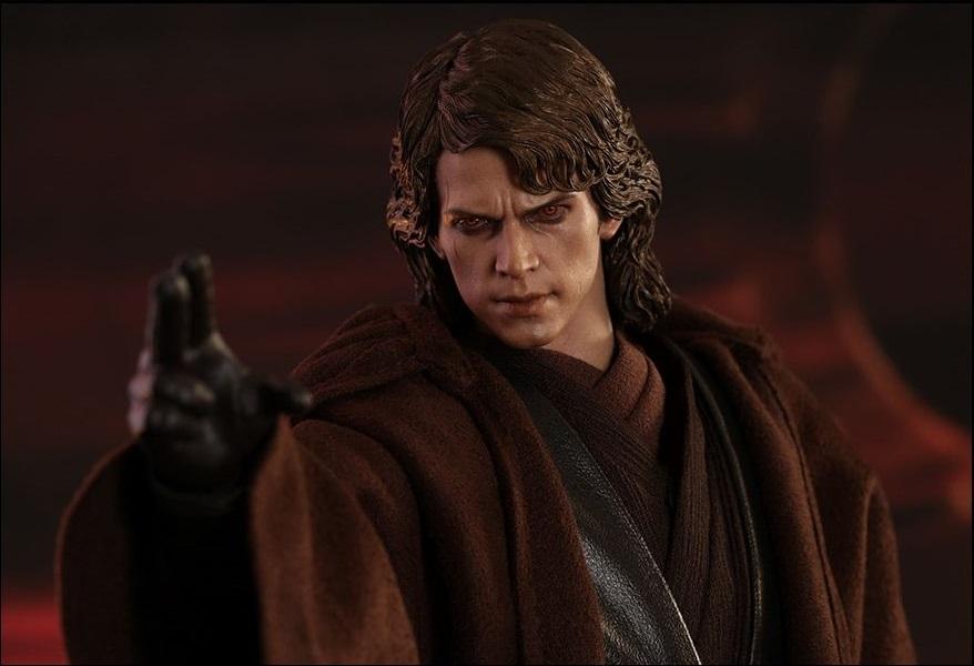 MMS 486 : Star Wars  ANAKIN DARK SIDE EXCLU TOY'S FAIR 2018 Sdcc1811