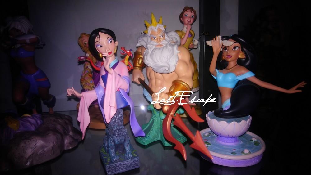 Disney Busts - Grand Jester Studios (depuis 2009) - Page 29 Dsc_1239