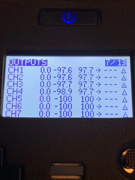 Calibration des voies sur une XLITE PRO Img_1510