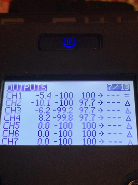 Calibration des voies sur une XLITE PRO Img_1511