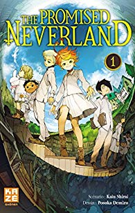 The Promised Neverland de Kaiu Shirai 51lfyd10