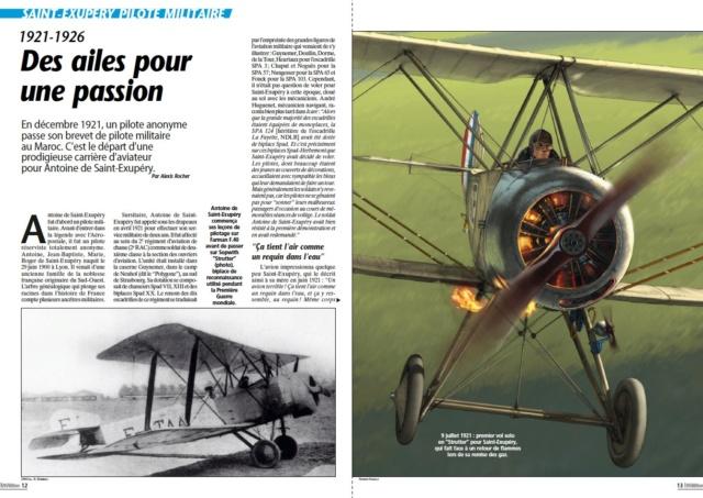 [Magazine]Le Fana de l'Aviation 609 Aout 2020 St EX pilote de guerre 11472210