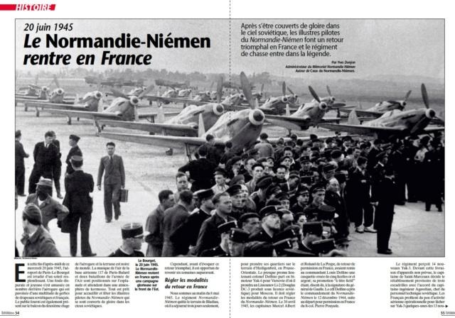 [Magazine]Le Fana de l'Aviation 609 Aout 2020 St EX pilote de guerre 11604710