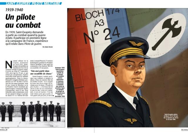 [Magazine]Le Fana de l'Aviation 609 Aout 2020 St EX pilote de guerre 11613410