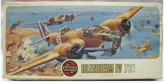 [WW2] bombardiers Bristol Blenheim - SM.79 20181018