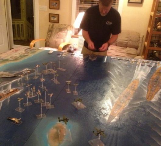 Tanks en mouvement sur les tapis de jeu WOG avec les Avions  20210310