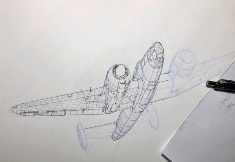 """Romain Hugault / Bernard Chabbert , Pilote de Guerre """" St Ex"""" Oct 2020  90766710"""