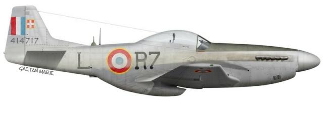 NORTH AMERICAN P-51 MUSTANG Aix11