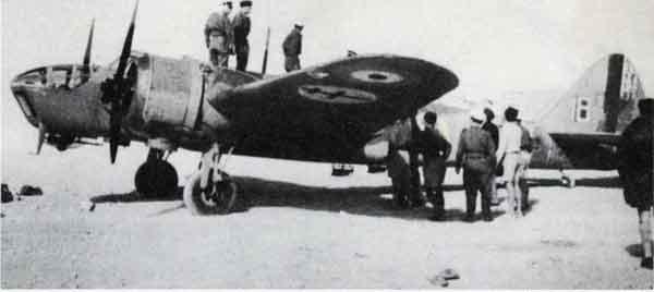 [WW2] bombardiers Bristol Blenheim - SM.79 Fafl710