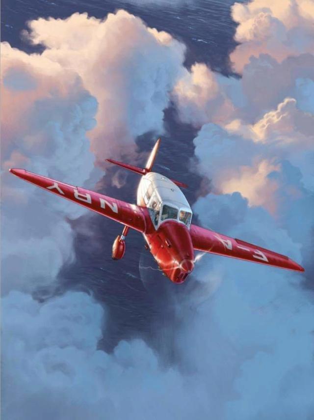 """Romain Hugault / Bernard Chabbert , Pilote de Guerre """" St Ex"""" Oct 2020  Fb_img43"""