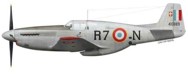NORTH AMERICAN P-51 MUSTANG France13
